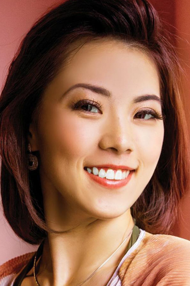 外国人モデル ナカモトユリカの写真