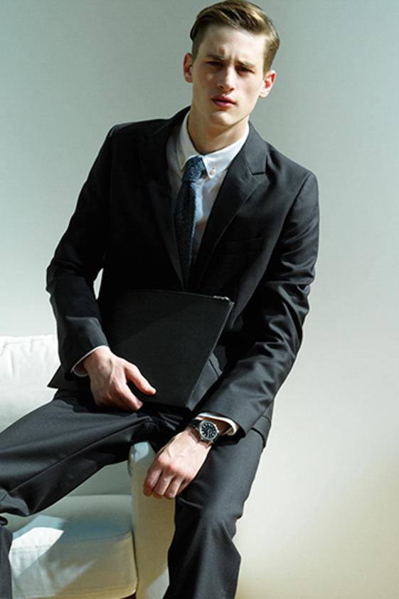 外国人モデル ポール・MAの写真5