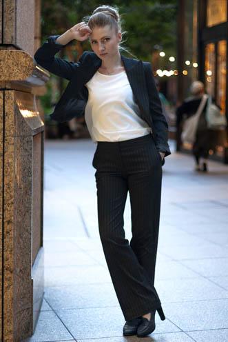 外国人モデル リエル・ソロカの写真3