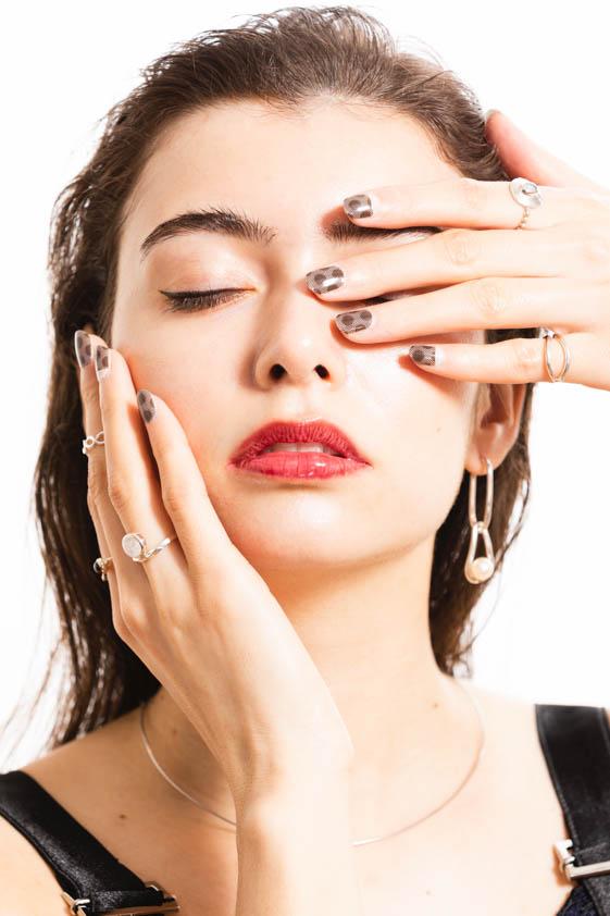 外国人モデル ジャスミン・Rの写真2