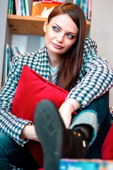 外国人モデル エレナ・KLの写真4