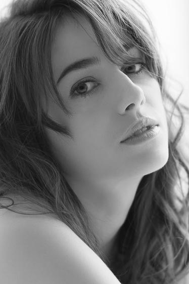 外国人モデル マリカの写真