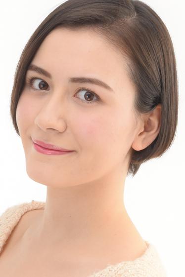 外国人モデル ミワ・Lの写真