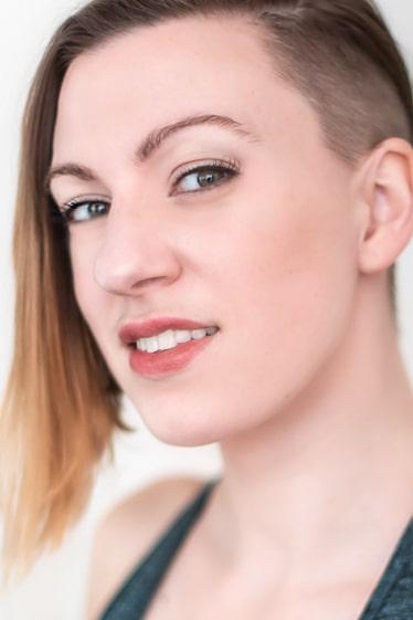 外国人モデル ジョアンナ・Cの写真