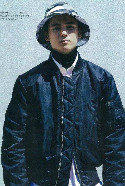 外国人モデル/外国人俳優 トム・Hの写真4