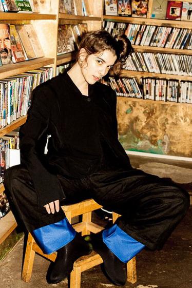 外国人モデル ルー・Gの写真3