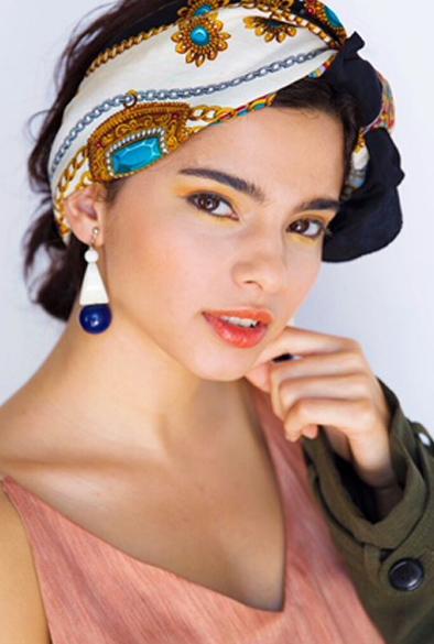 外国人モデル ファジ・Wの写真4