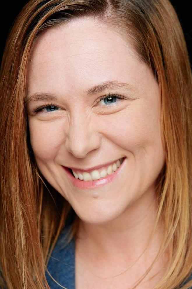 外国人ナレーター・声優 クリスティ・Wの写真