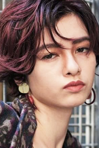 外国人モデル メラニー・Gの写真