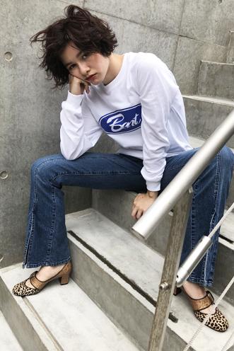外国人モデル メラニー・Gの写真6