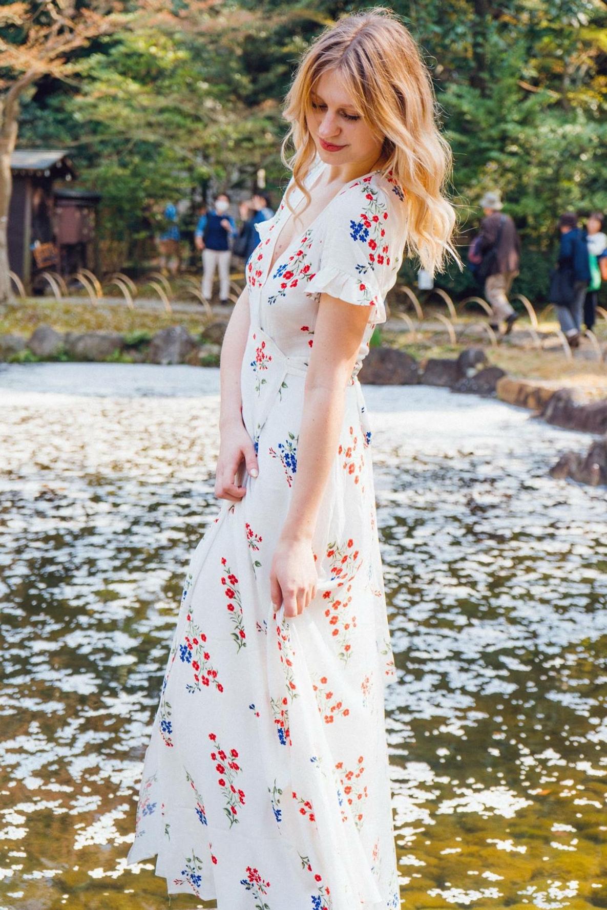 外国人モデル/外国人俳優/外国人タレント・文化人 サビーナ・Mの写真4