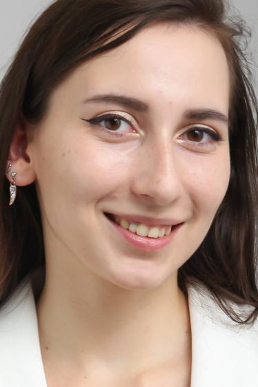 外国人モデル アンナ・Krの写真