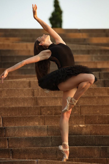 外国人ダンサー・パフォーマー マリア・RGの写真2