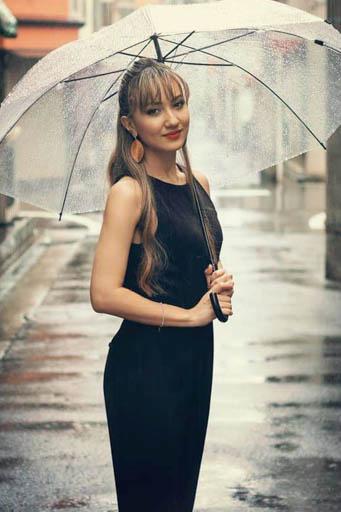 外国人モデル/外国人タレント・文化人 エメリン・Yの写真4