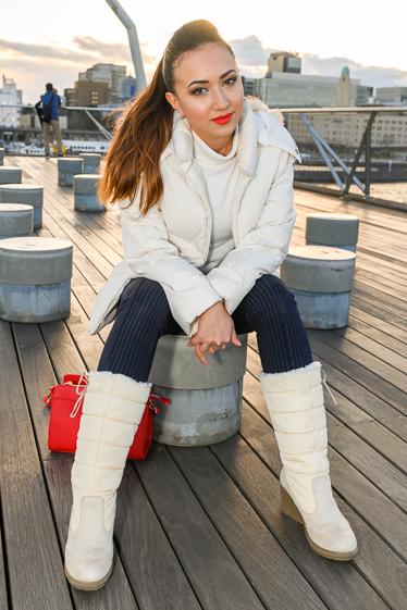 外国人モデル/外国人タレント・文化人 エメリン・Yの写真5