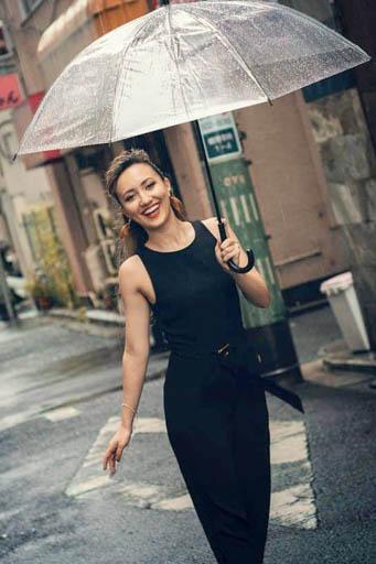 外国人モデル/外国人タレント・文化人 エメリン・Yの写真7