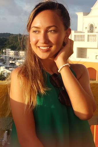 外国人モデル/外国人タレント・文化人 エメリン・Yの写真8