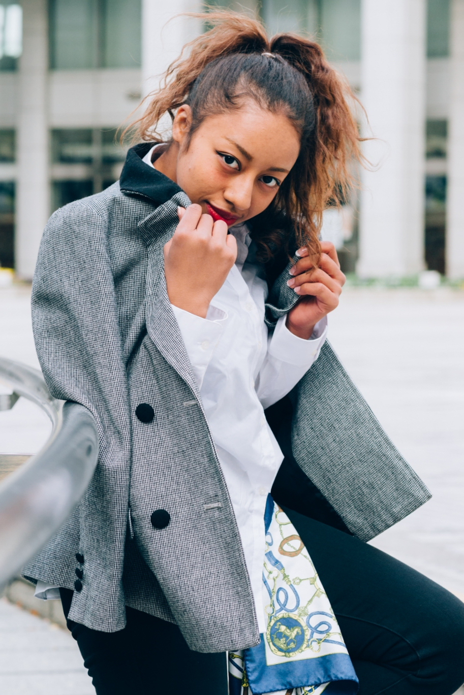 外国人モデル/外国人俳優/外国人タレント・文化人 サクラ・Aの写真6