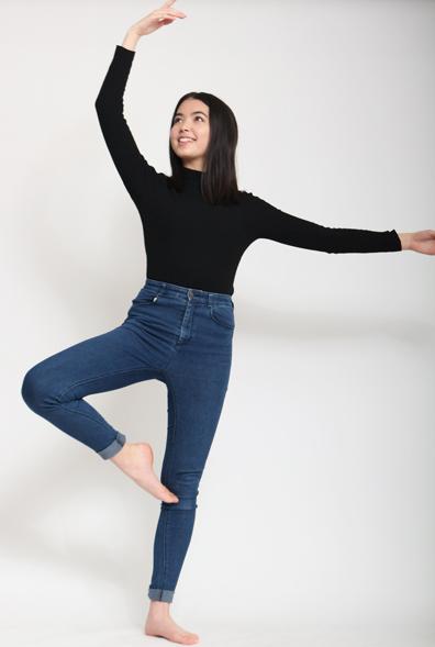 外国人モデル/外国ダンサー・パフォーマー イザベラ・Mの写真2