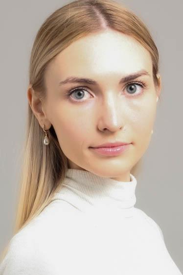 外国人モデル アンナ・Sの写真