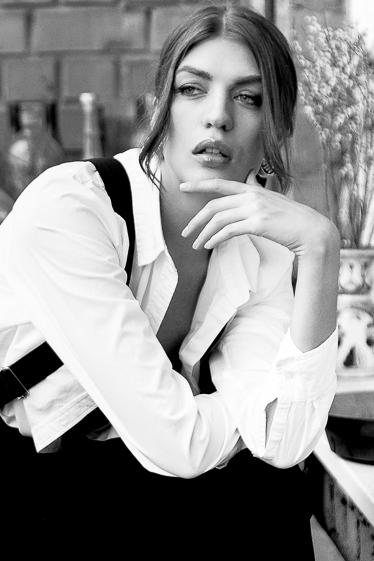 外国人モデル ターニャ・SHの写真3