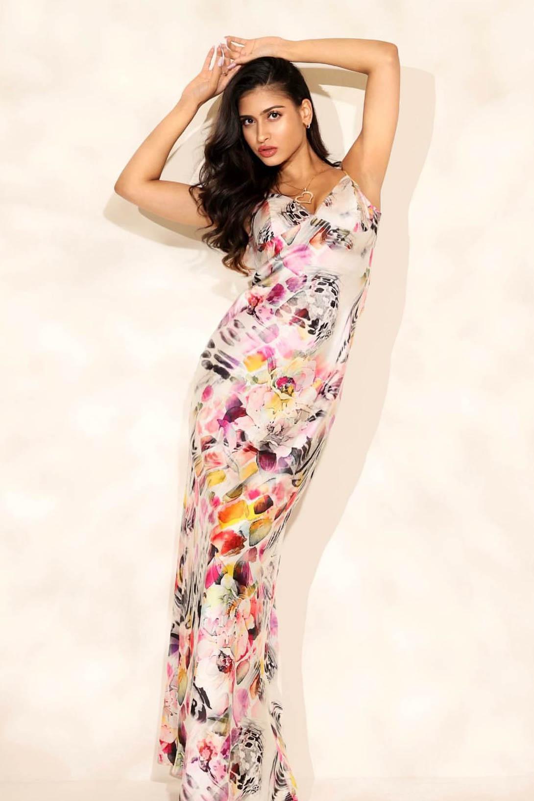 外国人モデル/外国人タレント・文化人 クリスティーン・Kの写真2