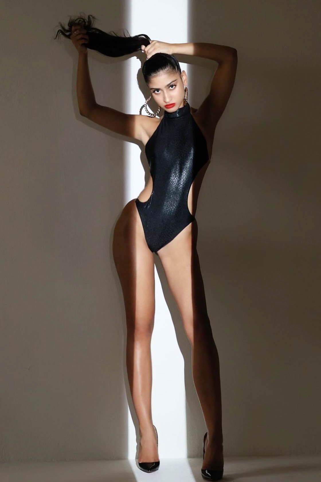 外国人モデル/外国人タレント・文化人 クリスティーン・Kの写真6