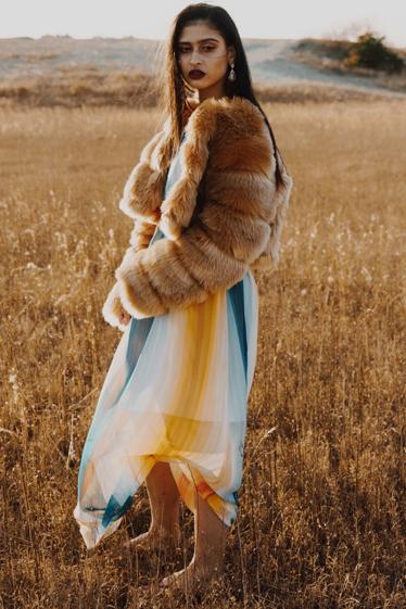 外国人モデル/外国人タレント・文化人 クリスティーン・Kの写真7