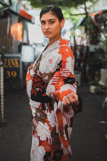 外国人モデル/外国人タレント・文化人 クリスティーン・Kの写真9