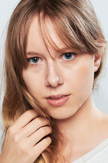 外国人モデル アラナの写真