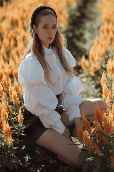 外国人モデル/外国人俳優/外国人ナレーター・声優 セファ・リナの写真4