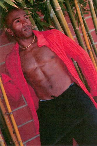 外国人モデル/外国ダンサー・パフォーマー モーリス・Wの写真6