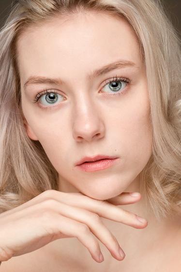 外国人モデル べス・Kの写真