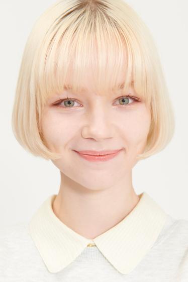 外国人モデル ロビン・Jの写真
