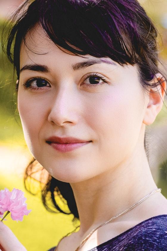 外国人モデル エリカ・ウェストゲートの写真