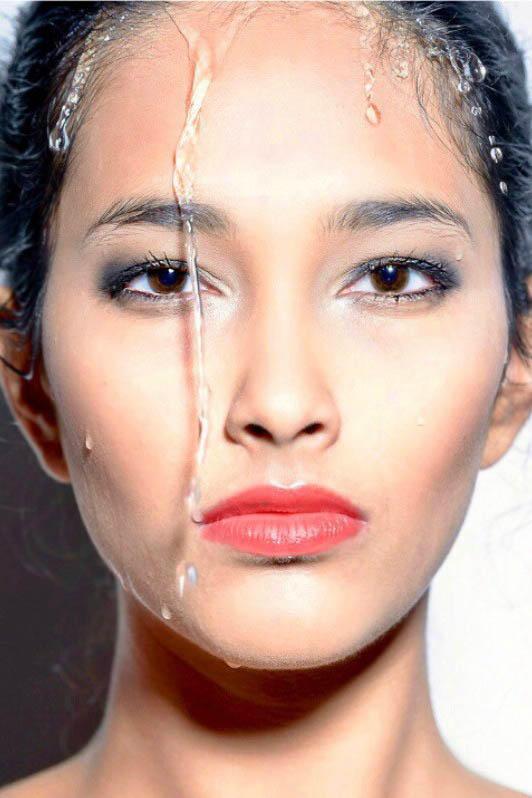 外国人モデル ニキータ・Mの写真