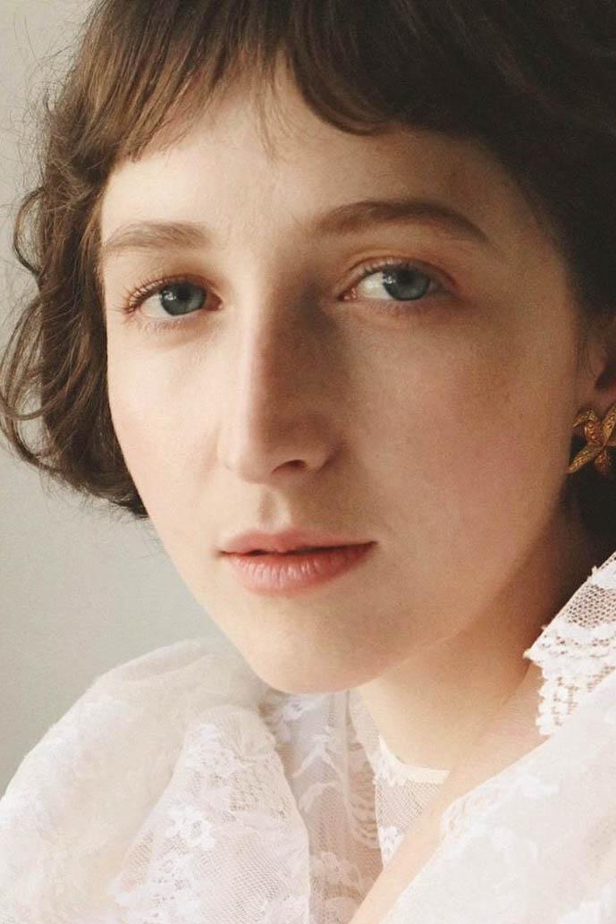 外国人モデル キャサリン・Lの写真