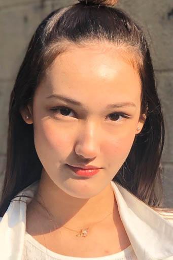 外国人モデル マリア・Cの写真