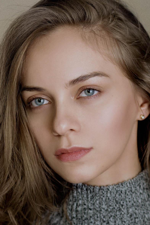 外国人モデル ヴァリの写真