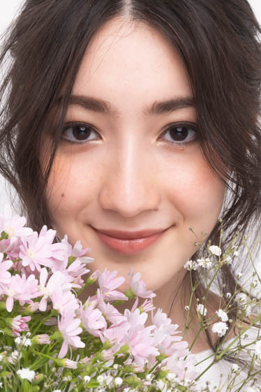 外国人モデル アリシア・Tの写真