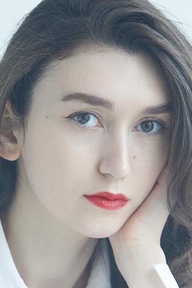 外国人モデル ジャラ・Aの写真