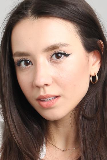 外国人モデル イレナ・Gの写真