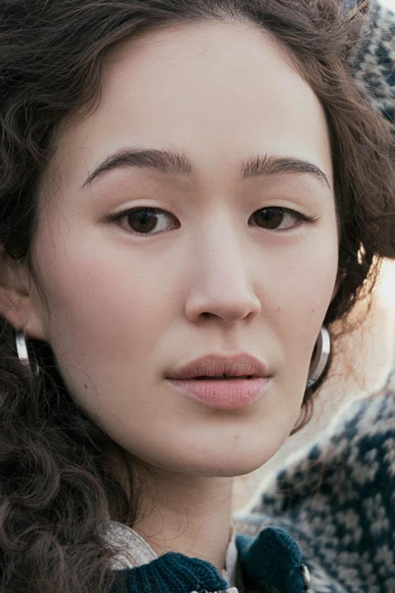 外国人モデル マヤ・Kの写真