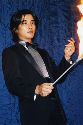 外国人ダンサー・パフォーマー マジシャン クロダの写真2