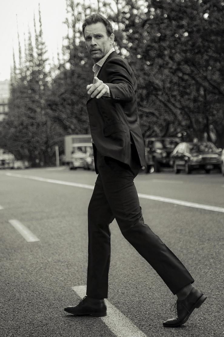 外国人モデル/外国人俳優 ラスロの写真5
