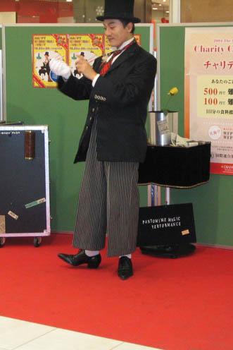 外国人ダンサー・パフォーマー ジン マサキの写真2