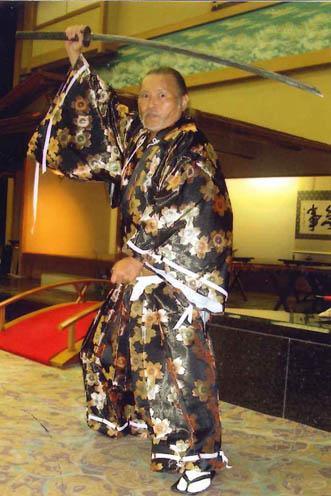 外国人ダンサー・パフォーマー リュウテイ フウシの写真2
