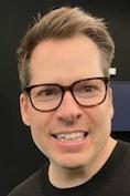 外国人ナレーター・声優 クリス・コプロウスキーの写真