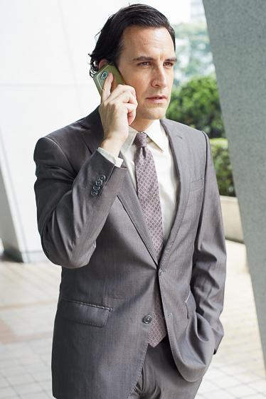 外国人モデル/外国人俳優 マッシモ・ビオンディの写真8