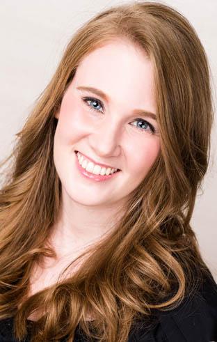 外国人ナレーター・声優 カレン・Hの写真